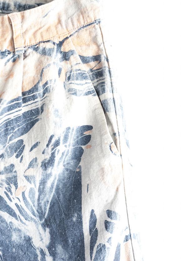Atelier Delphine - Lyric Pant in Pebble Dye