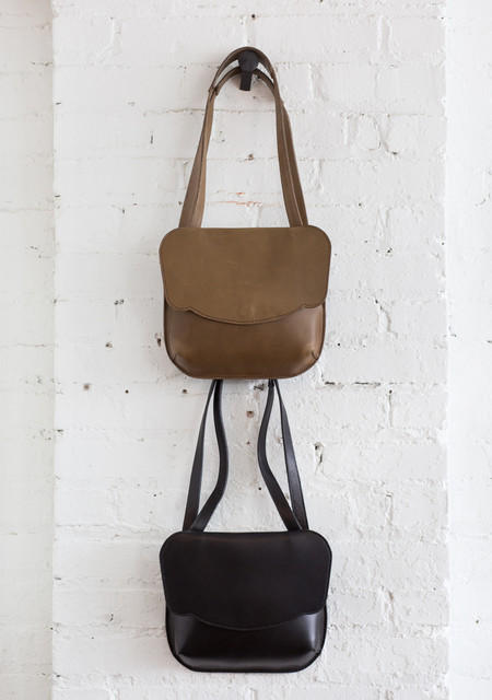 Bartleby Objects Siska Convertible Bag Black