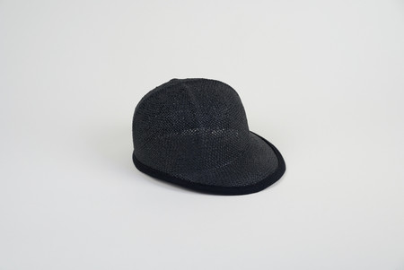 CLYDE Safari 2 Baseball Hat in Black Toyo