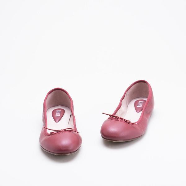 Bloch London Prima Ballerina - Bordeaux