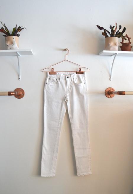 Raleigh Denim Workshop Surry Skinny Fit Jeans