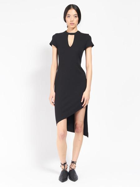 Skin Magritte Dress Black