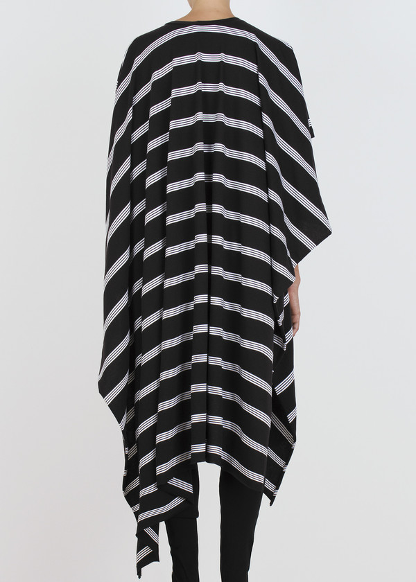sheet t - b&w stripe