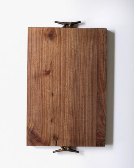 Peg & Awl Reclaimed Wood Cutting Board