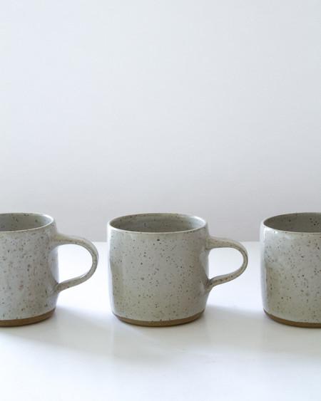 Yuko Pottery Yuko Speckle Glazed Mug