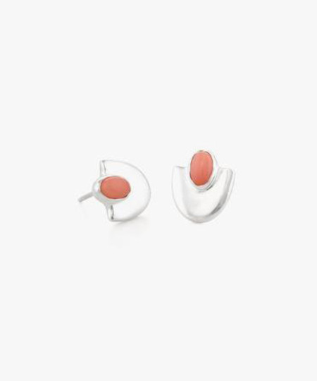 Dream Collective Coral Deco Studs #4