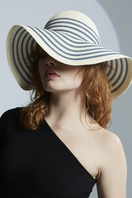 Yestadt Millinery Breton Yellow