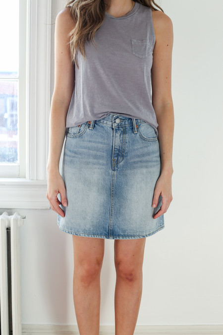 Levis Made & Crafted Everyday Skirt