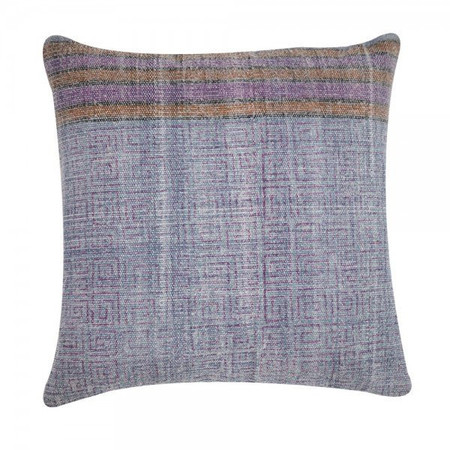 Filling Spaces Overdyed Jali Pillow - Fiona