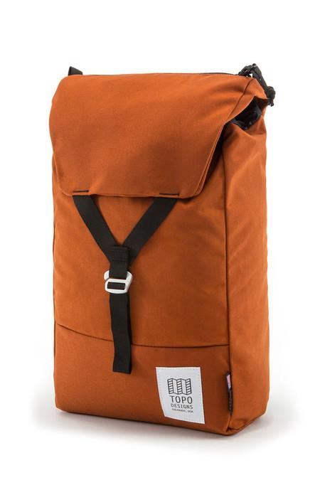 Topo Designs Y-Pack Clay