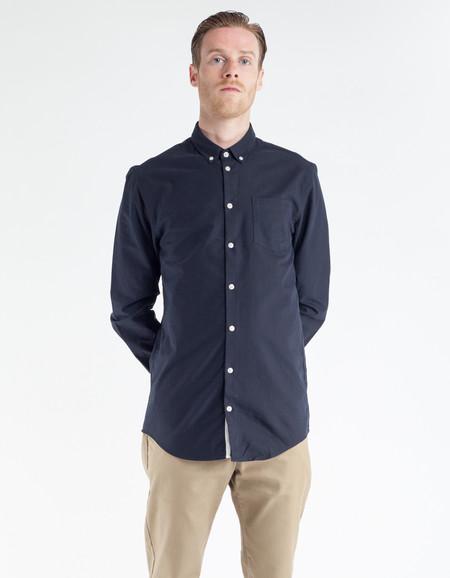 Minimum Jay Shirt - Dark Navy