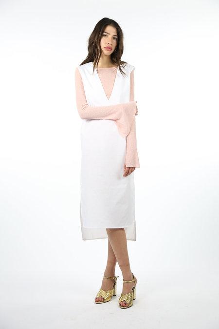 Toit Volant Zoe Dress - White
