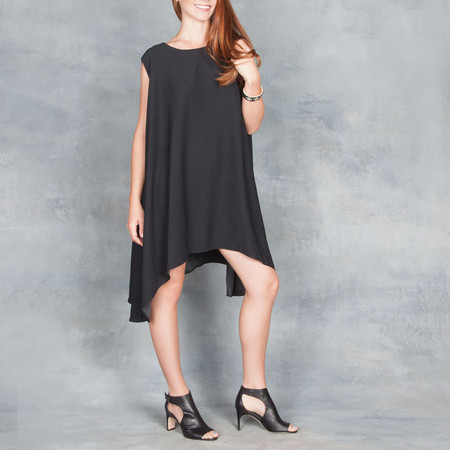 Iro Lee Tunic Dress in Black
