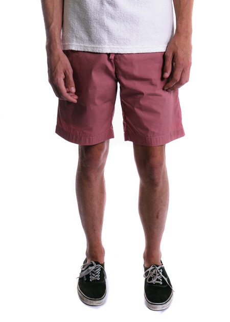 Norse Projects Regin Poplin Shorts (Fusion Pink)