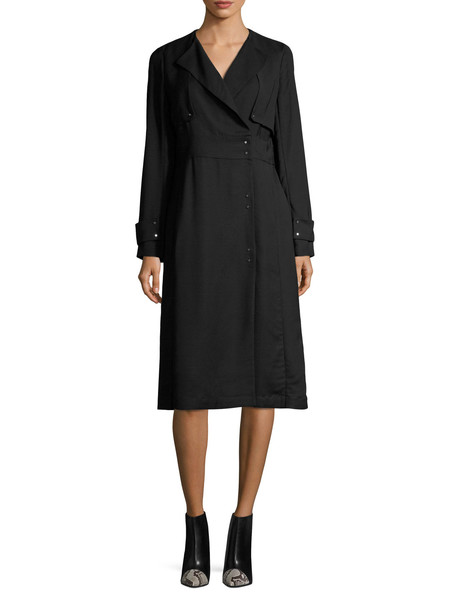 Cosette Clothing Rufina Coat Black