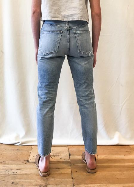Agolde Jamie High Rise Classic Jean