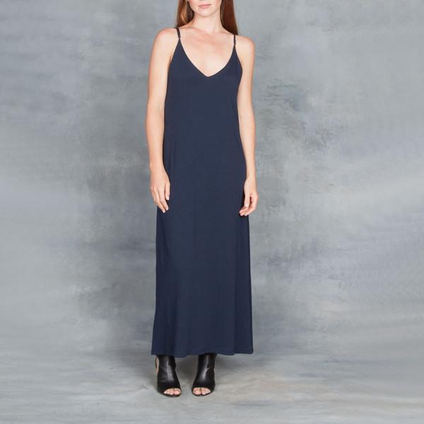 Organic by John Patrick Maxi Slip Dress