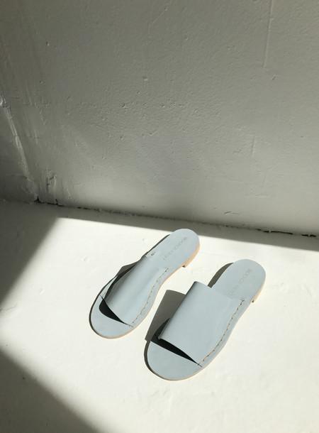 Laura Schoorl Slides- Pale Blue