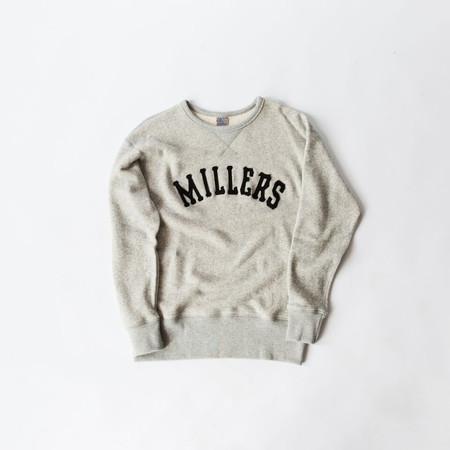 Ebbets Field Flannel Millers Crewneck