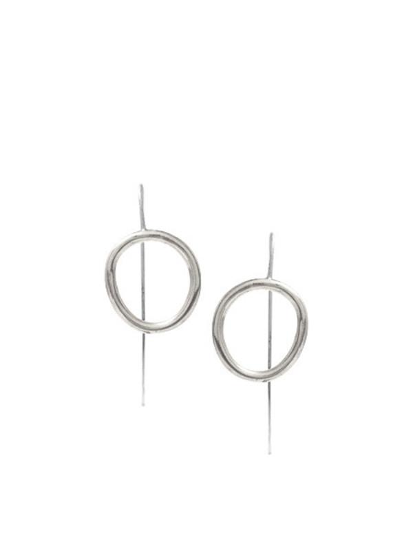 IGWT Cory Staff Earrings - Silver