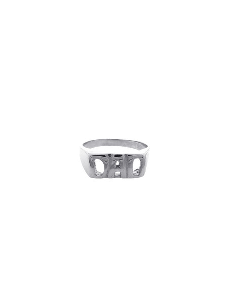 IGWT Dad Ring / Silver