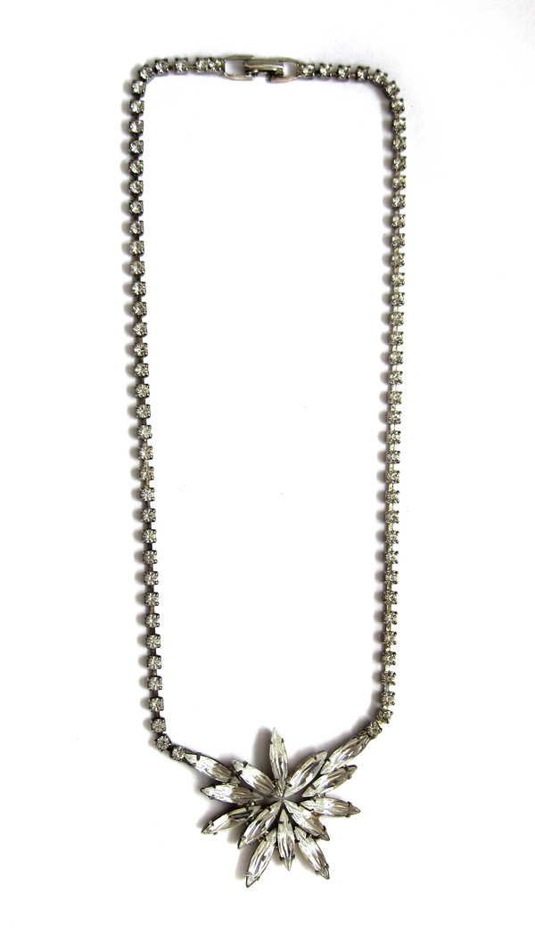 Vintage Collection Rhinestone Necklace