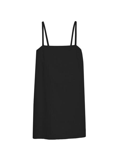 IGWT Joni Short Dress / Black Crepe