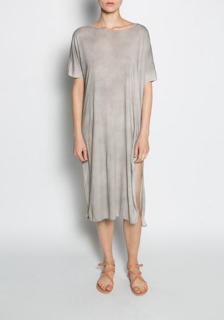 Thom / Krom Oversized Double Slit Dress