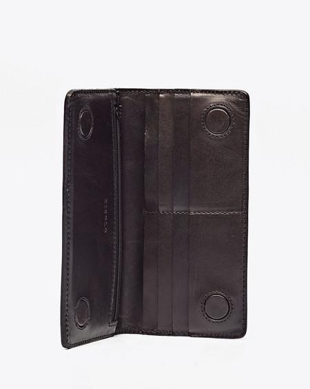 Nisolo Classic Wallet - Black