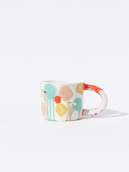 The Pursuits of Happiness Artist Mug