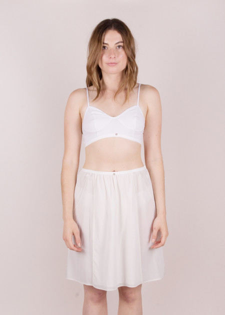 Botanica Workshop Linder Convertible Slip- White