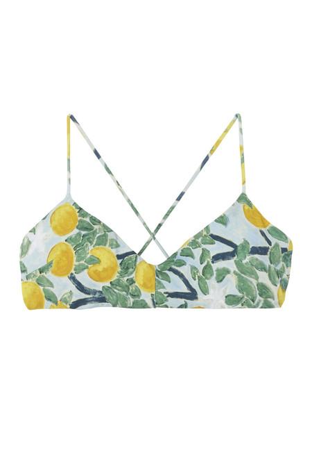 WHiT The Reef Top & Bikini in Lemon Grove
