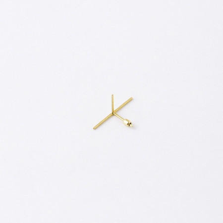 Shihara 0203 Post Earring