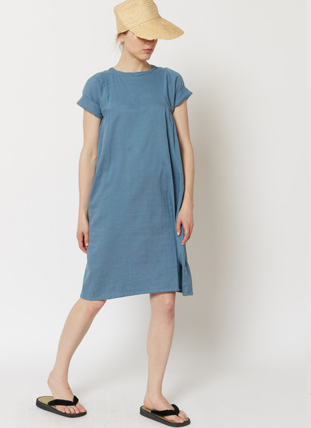 Built by Wendy Solid Tri Dress - French Blue