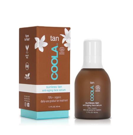 COOLA Suncare Organic Sunless Tan Anti-aging Face Serum