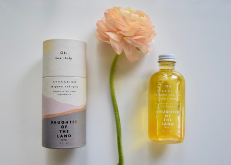 Daughter of the Land Bergamot + Space // Face + Body Oil