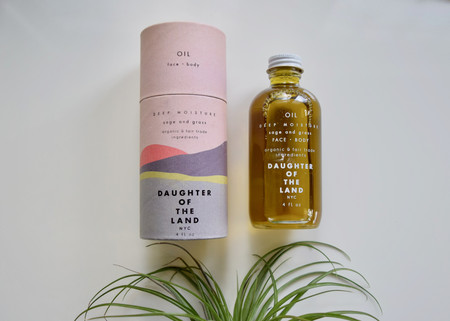 Daughter of the Land Sage + Grass // Face + Body Oil