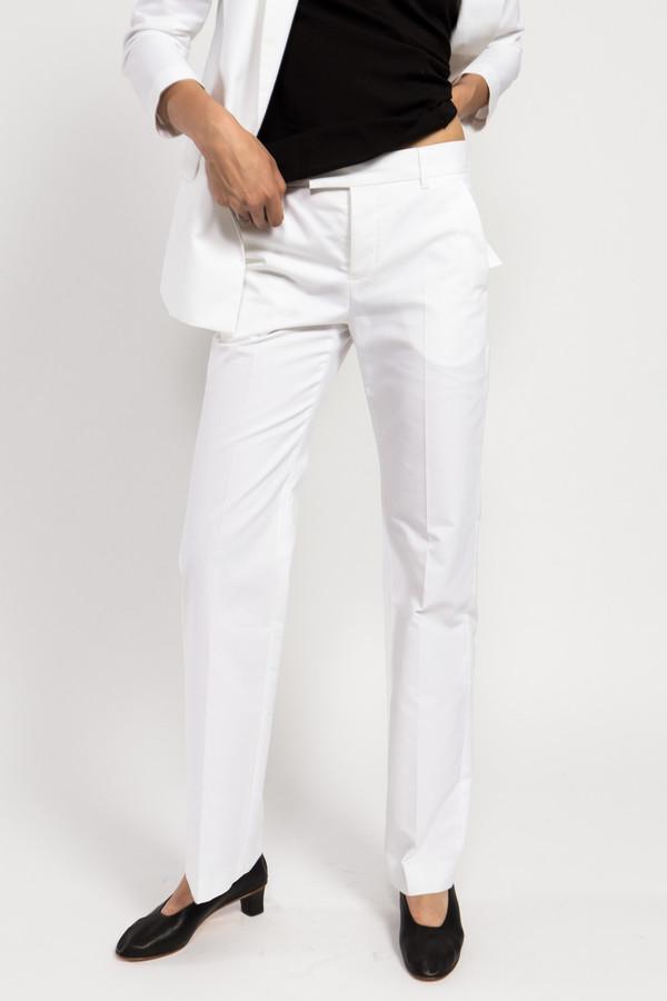 Maison Kitsune Oxford Masculine Pant