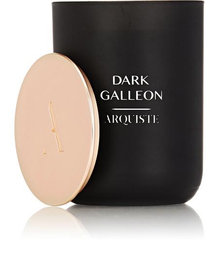 Arquiste  Dark Galleon Candle