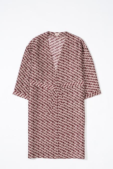 Samuji Pahuku Coat