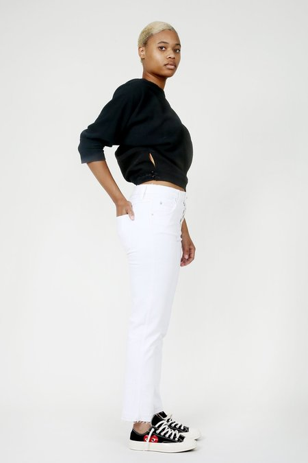 amo denim White Babe Jeans