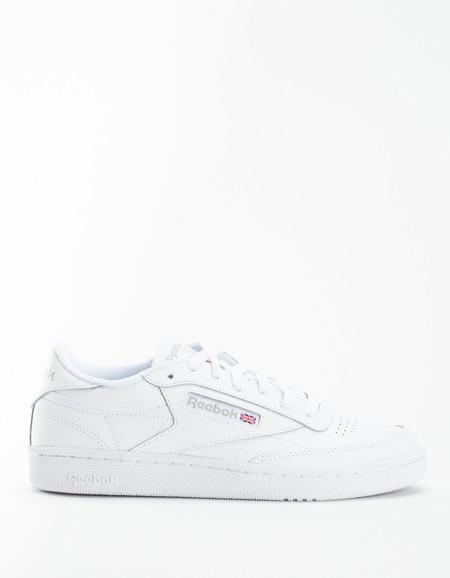 Reebok Club C 85 White Light Grey