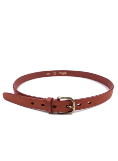 Orslow Cow Leather Belt Brown