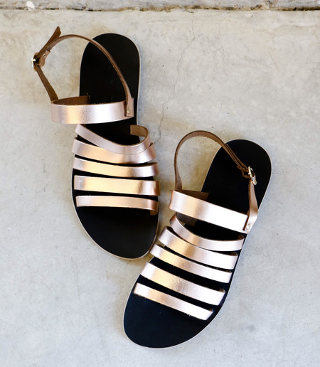 Kyma Ithaki Sandals in Bronze