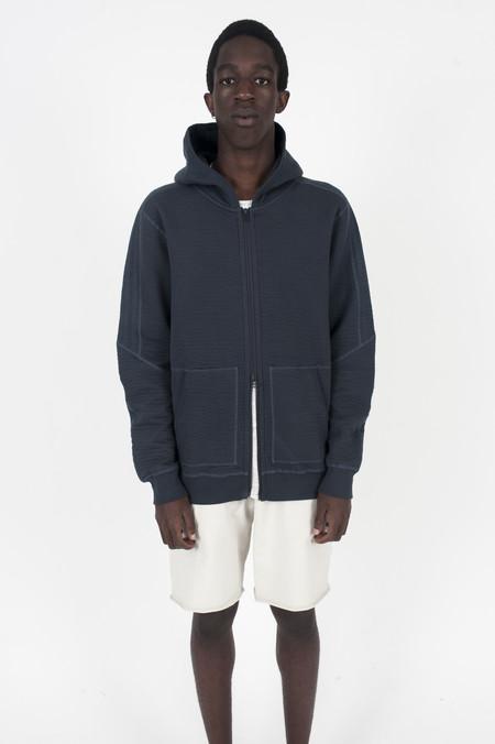 Adidas Wings + Horns Cabin Fleece Zip Hoodie Night Grey