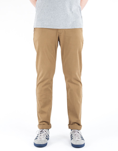 The Daily Co. Classic Chino - Sand Khaki