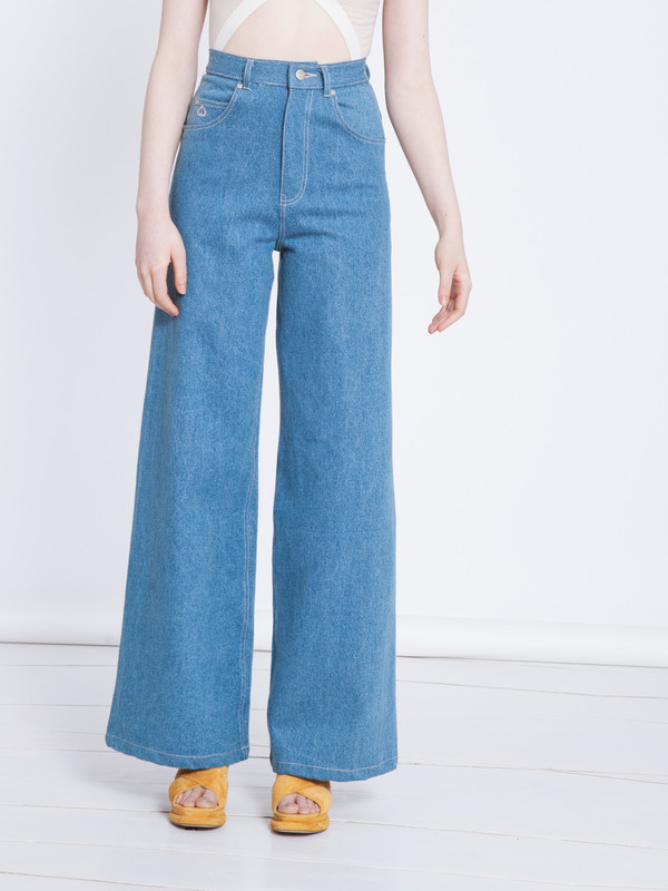 Samantha Pleet PORT JEANS