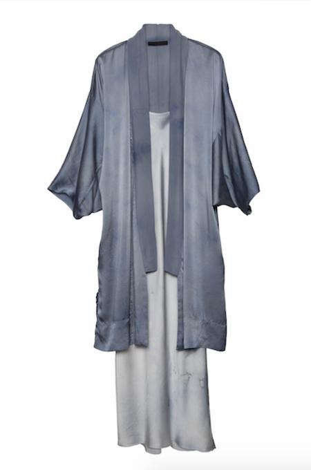 KES Mid Length Kimono Robe