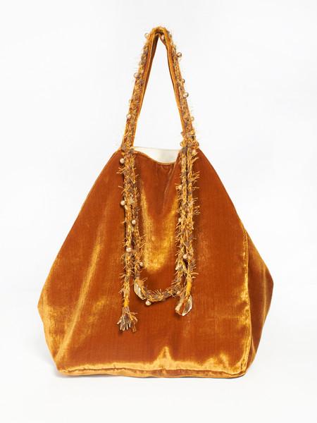 Ancient Greek Sandals Vasso Large Bag