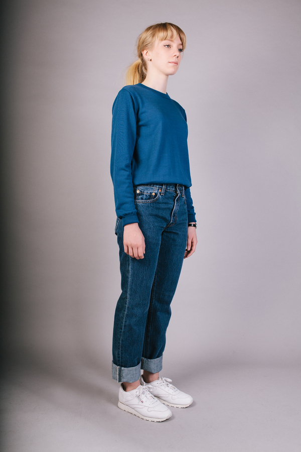 Peter Jensen x Peanuts Open Back Sweatshirt